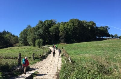 Camino: Hiking the Sanabrés Way in Spain