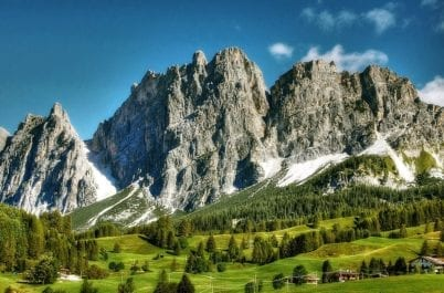 Women's hiking trip to the more remote Dolomites